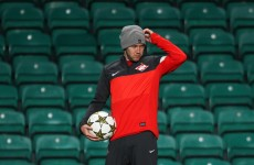 McGeady transfer-listed after fall-out with Spartak Moscow boss – reports