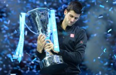 Djokovic defends ATP World Tour Finals title with victory over Nadal