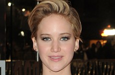 Jennifer Lawrence breaks barrier to speak to superfan with disability