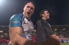'David ran to Goliath': This video has us pumped for Connacht's rematch with Toulouse