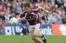 Good news Westmeath fans, Dessie Dolan's getting set for the 2014 season