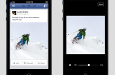 Facebook rolls out auto-play videos for mobile users
