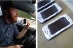 Prankster fools police with an iPhone-shaped cookie