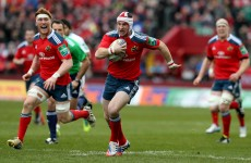 Murphy admits to Munster's defensive concerns before Perpignan trip