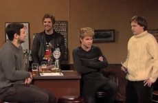 Kodaline join Bernard O'Shea to sing 22 Verses Song on Republic of Telly