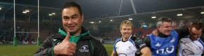 Connacht coach Pat Lam 'so proud' after thrilling Toulouse win