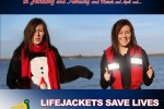 Forget the festive jumpers, get your loved ones a life jacket this Christmas