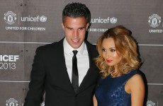 Van Persie set to feature against Everton