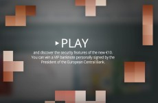 Bank note computer game winners to receive Mario Draghi signed €5 note