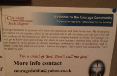 Galway university society disbanded for homophobic message