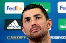 Leinster don't fear George North – Rob Kearney