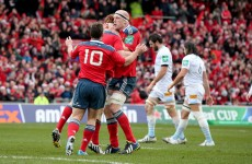 As it happened: Munster v Perpignan, Heineken Cup