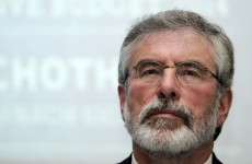 Gerry Adams to meet with victim of child abuse