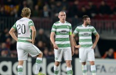 Lennon slams 'weak' Celtic following Barcelona thrashing