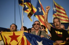 Spain vows to block vote as Catalan leaders announce date for independence poll