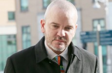 Thomas Byrne to be sentenced this afternoon