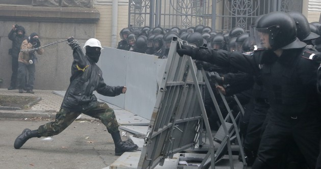 Explainer: What exactly is going on in Ukraine?