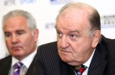 George Hook plans end to TV career in 2015, radio in 2016